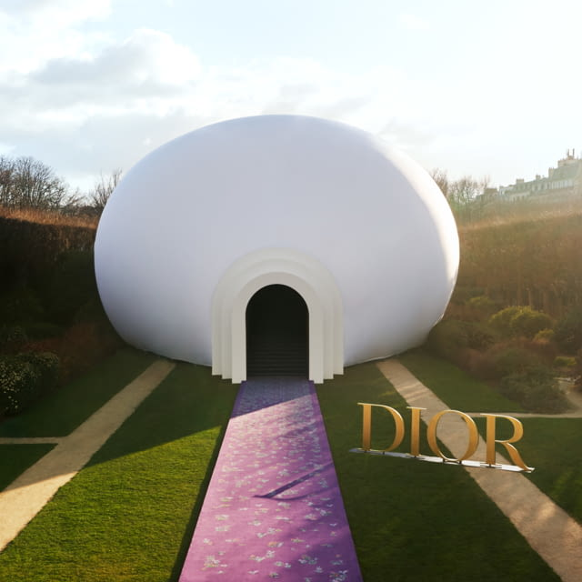 DIOR PRESENTS THE EXHIBITION THE FEMALE DIVINE AT THE MUSÉE RODIN