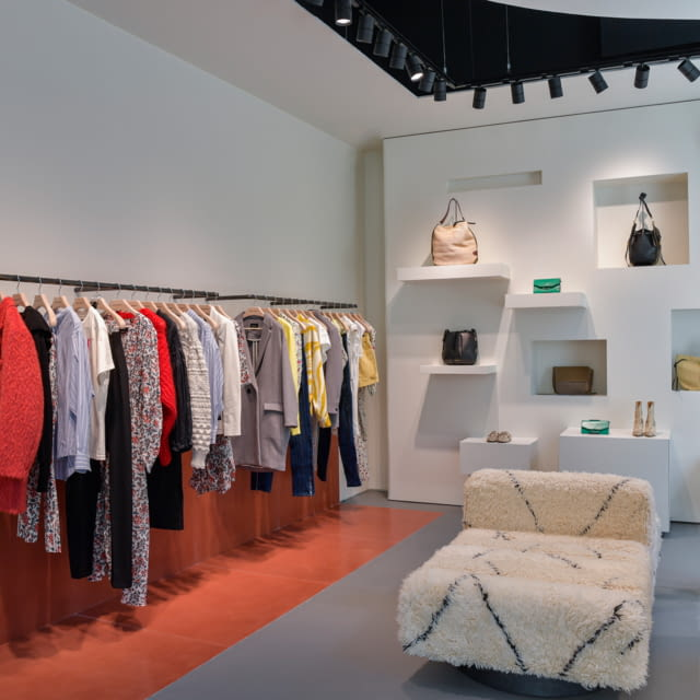 Isabel Marant opens the doors to her eponymous store in Bordeaux