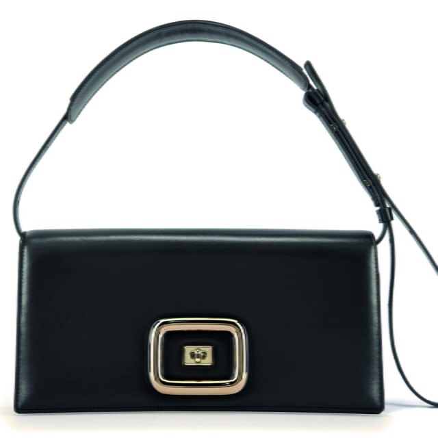 ROGER VIVIER LAUNCHES THE VIV CHOC DAY-TO-EVENING BAG BY GHERARDO FELLONI