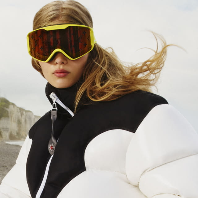 Louis Vuitton - Ski Mask Fall-Winter 2021