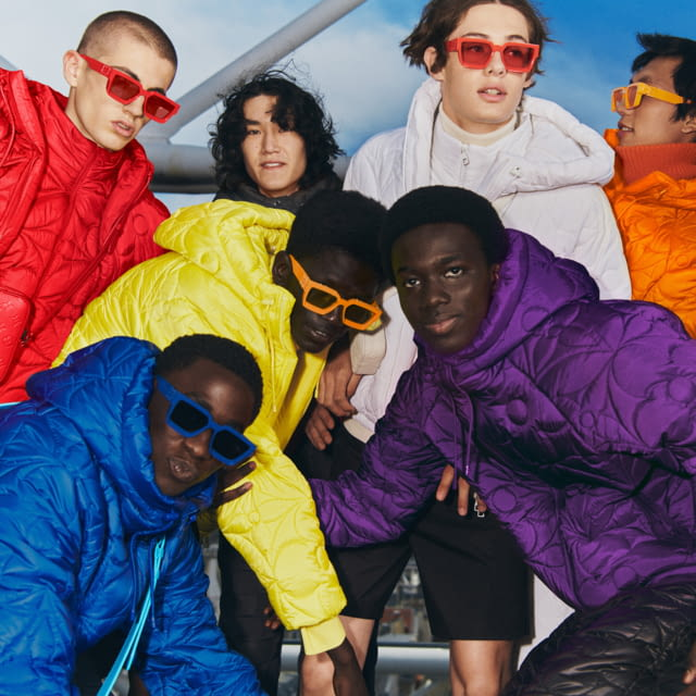 A PIECE OF RAINBOW - LOUIS VUITTON MEN'S COLLECTION BY VIRGIL ABLOH FALL 2021