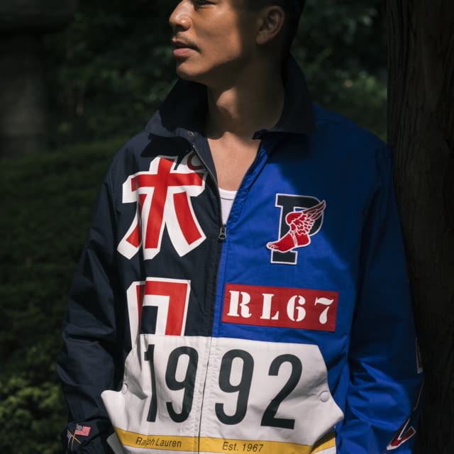 POLO RALPH LAUREN - Introducing the 2021 Limited Edition Tokyo Stadium Collection