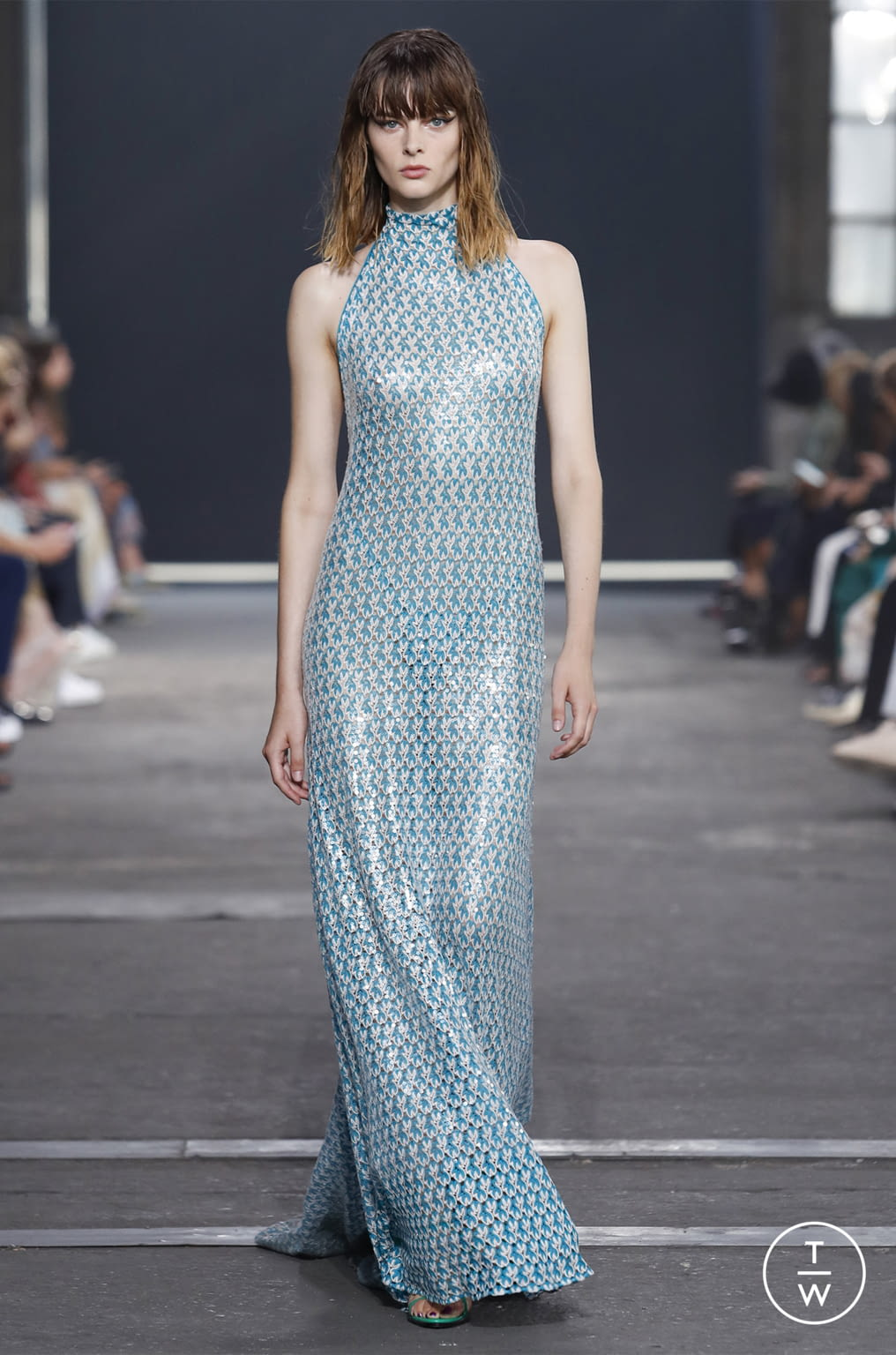 Fashion Week Milan Spring/Summer 2022 look 39 from the Missoni collection womenswear