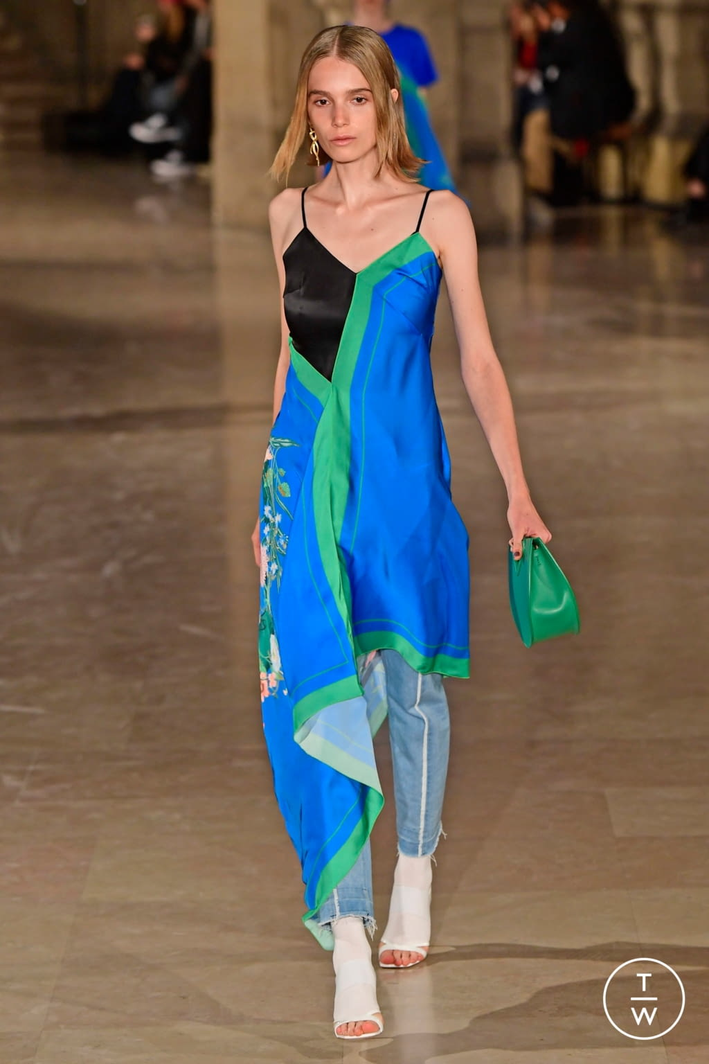 Fashion Week Paris Spring/Summer 2019 look 6 de la collection Masha Ma womenswear