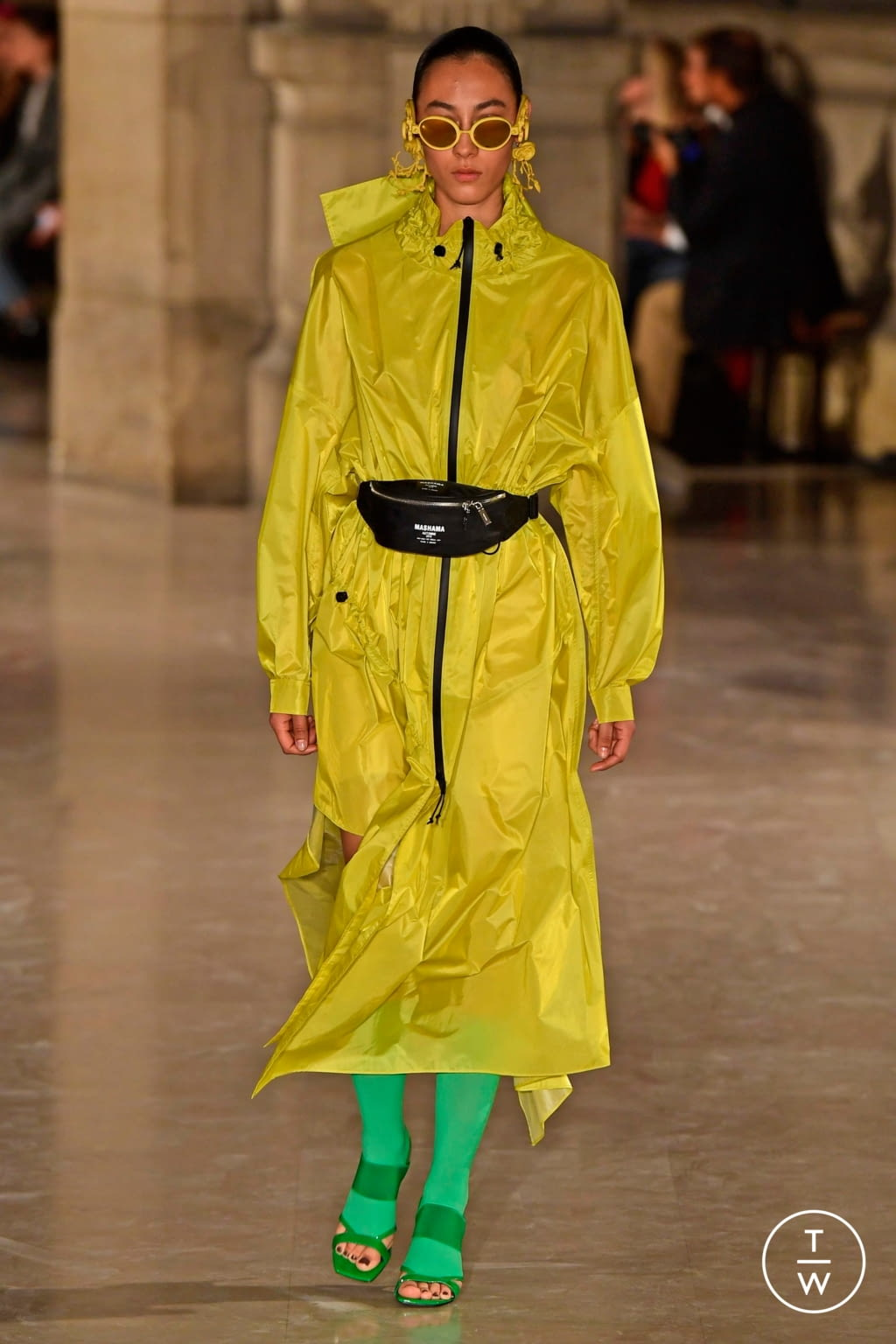 Fashion Week Paris Spring/Summer 2019 look 27 from the Masha Ma collection womenswear