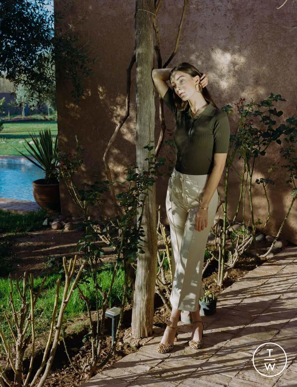 Fashion Week Paris Spring/Summer 2020 look 15 de la collection Michel Vivien womenswear accessories