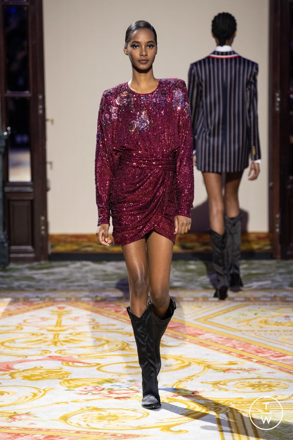 Fashion Week Paris Fall/Winter 2020 look 22 de la collection Redemption womenswear