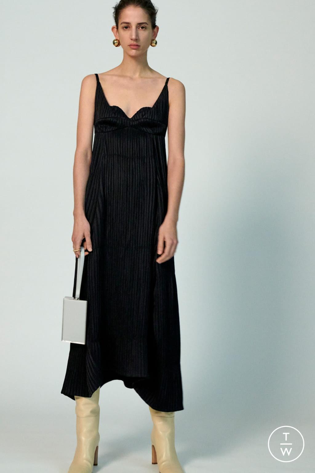 Fashion Week Milan Pre-Fall 2020 look 3 de la collection Jil Sander womenswear