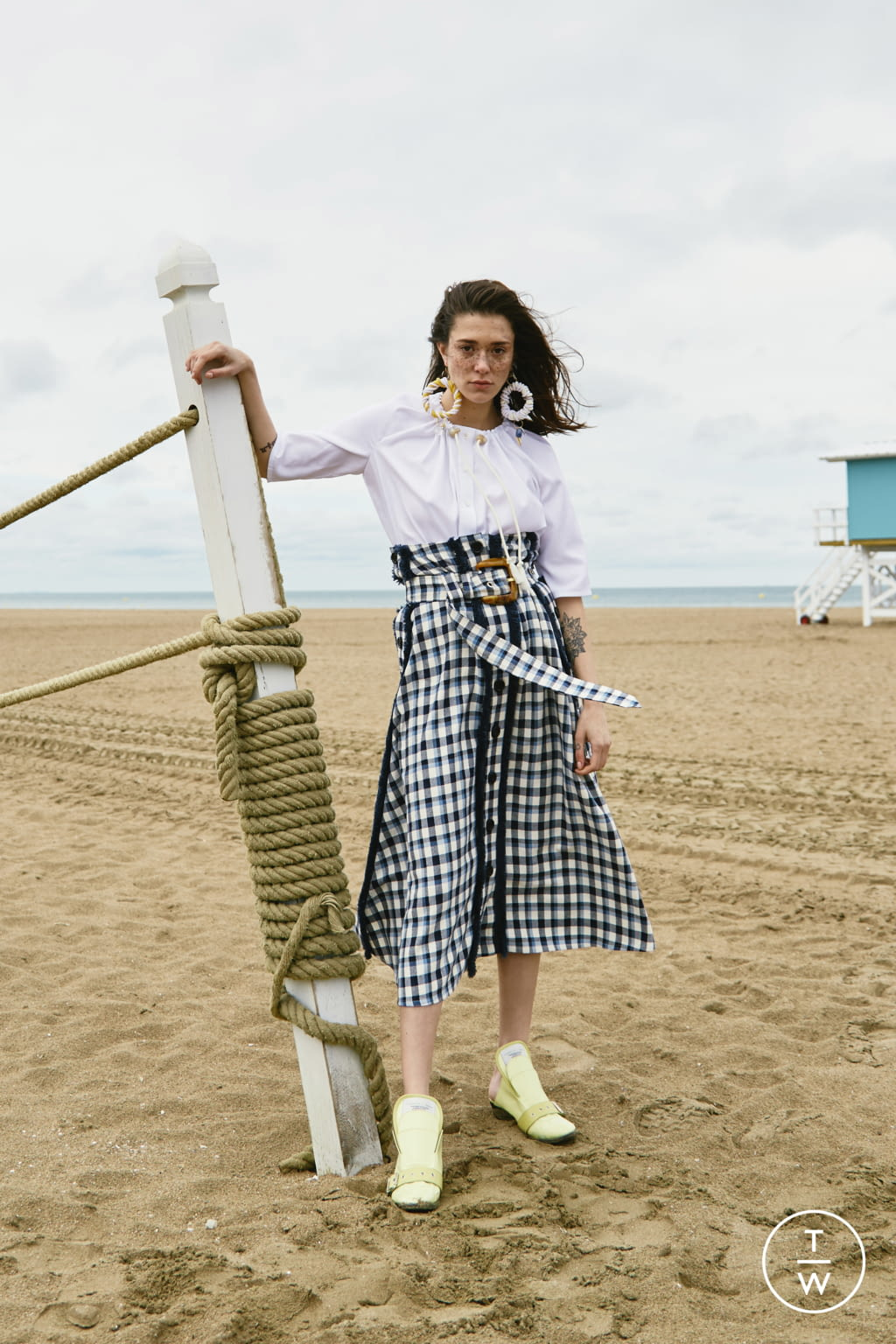 Fashion Week Paris Resort 2020 look 3 from the Victoria/tomas collection womenswear
