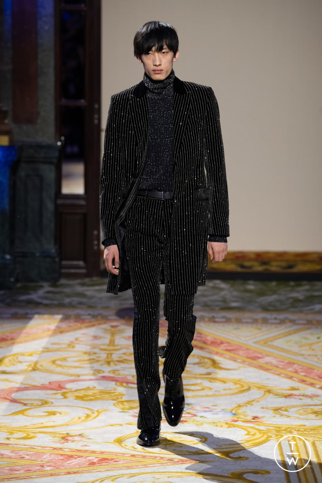 Fashion Week Paris Fall/Winter 2020 look 34 from the Redemption collection womenswear