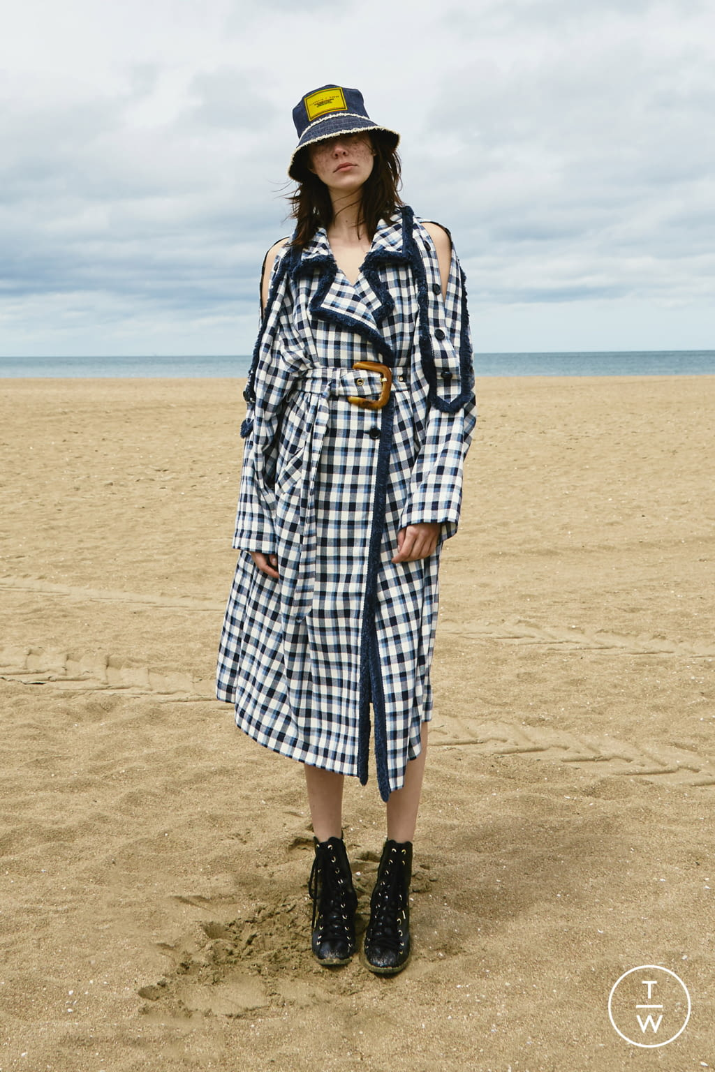 Fashion Week Paris Resort 2020 look 4 from the Victoria/tomas collection womenswear