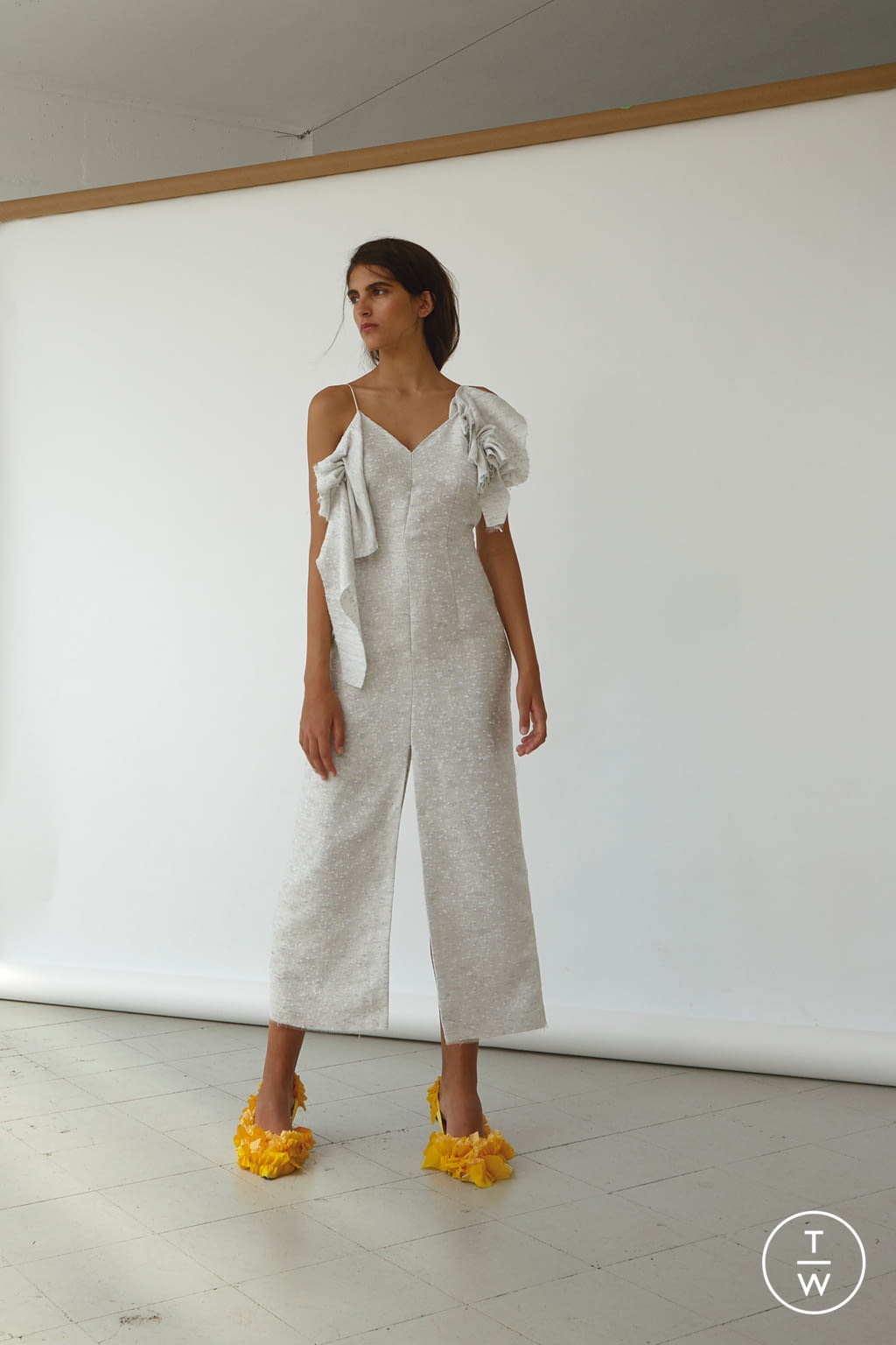 Fashion Week Paris Spring/Summer 2018 look 3 from the Patricia Padrón collection womenswear