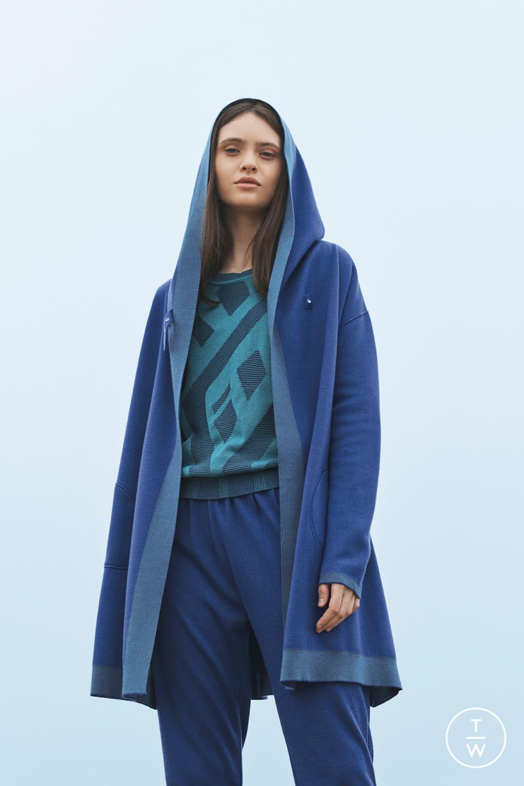 Fashion Week Paris Spring/Summer 2019 look 15 de la collection Maison Ullens womenswear