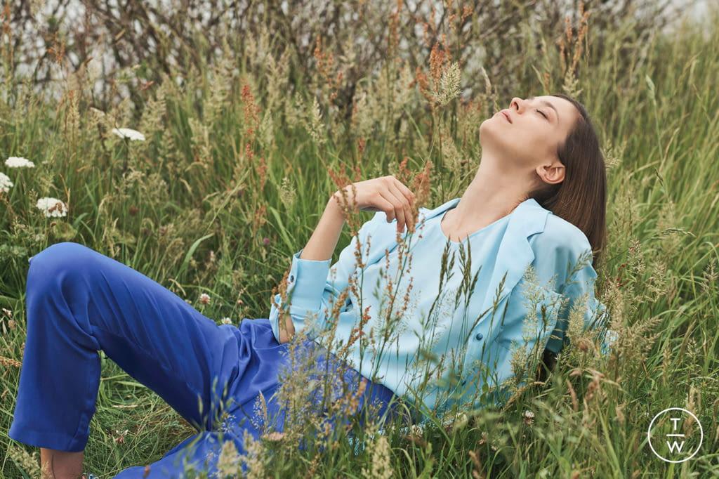 Fashion Week Paris Spring/Summer 2019 look 18 de la collection Maison Ullens womenswear