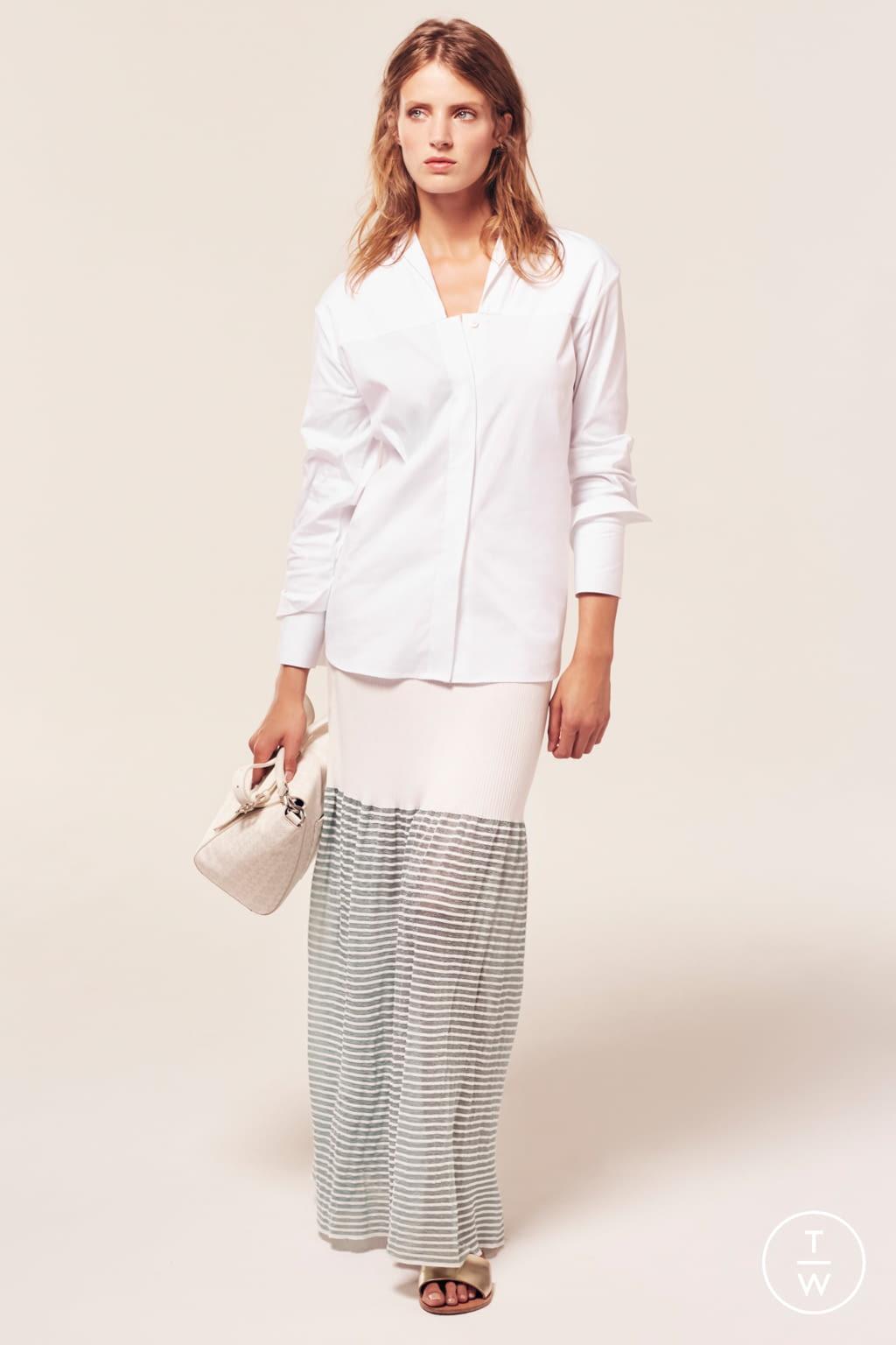 Fashion Week Paris Spring/Summer 2018 look 30 de la collection Maison Ullens womenswear