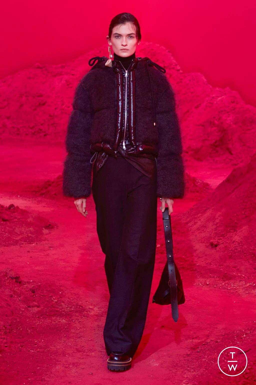 Fashion Week Milan Fall/Winter 2020 look 19 de la collection 2 Moncler 1952 womenswear