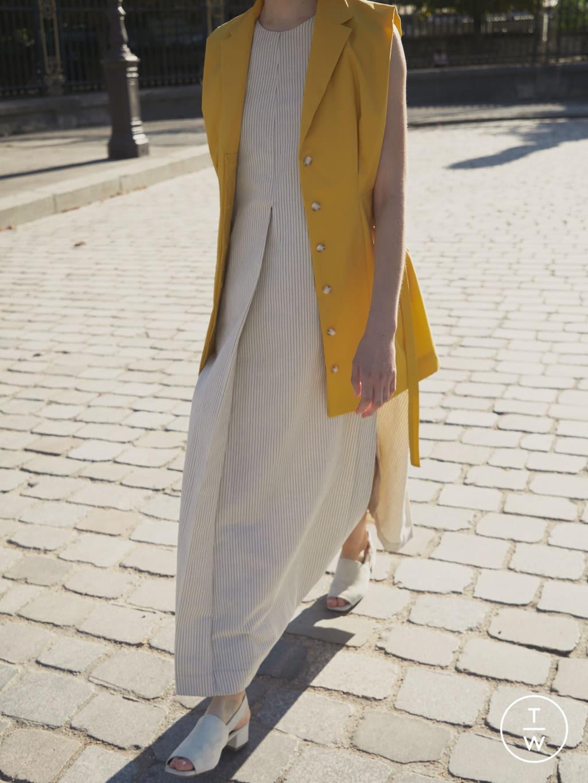 Fashion Week Paris Spring/Summer 2020 look 4 from the DA/DA Diane Ducasse collection womenswear