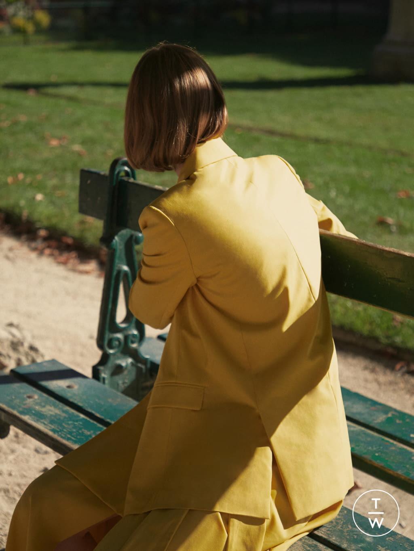 Fashion Week Paris Spring/Summer 2020 look 9 from the DA/DA Diane Ducasse collection womenswear