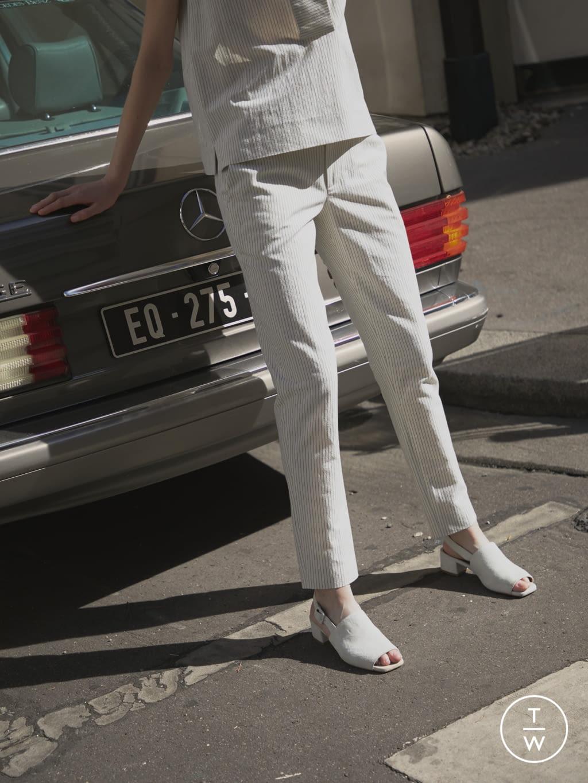Fashion Week Paris Spring/Summer 2020 look 17 from the DA/DA Diane Ducasse collection womenswear