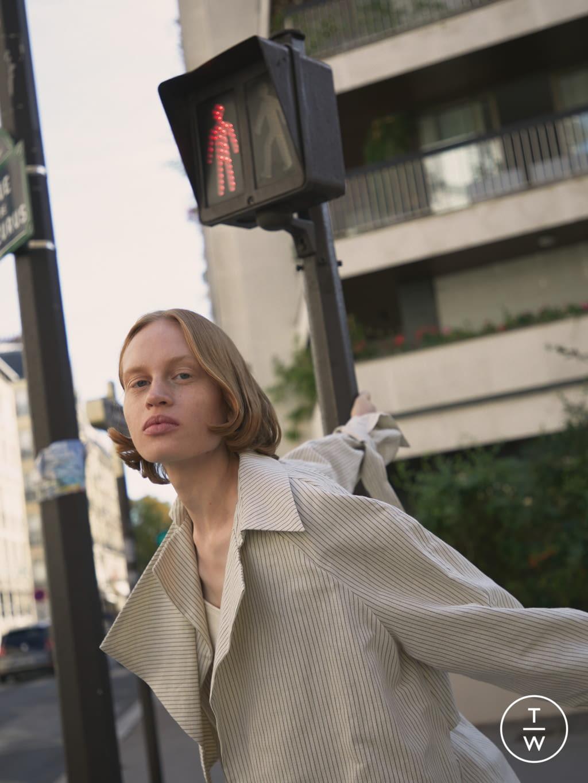 Fashion Week Paris Spring/Summer 2020 look 15 from the DA/DA Diane Ducasse collection womenswear