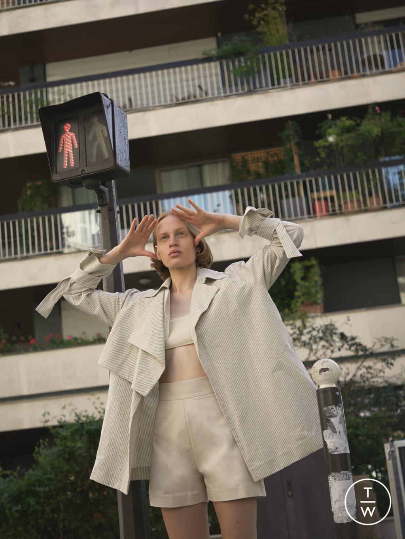Fashion Week Paris Spring/Summer 2020 look 16 from the DA/DA Diane Ducasse collection womenswear