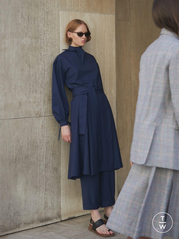 Fashion Week Paris Spring/Summer 2020 look 22 from the DA/DA Diane Ducasse collection womenswear