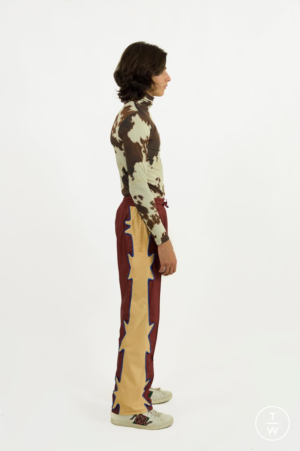 Fashion Week Paris Spring/Summer 2020 look 36 de la collection 8IGB community clothing menswear