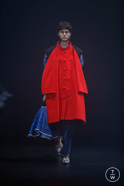 Balenciaga S/S 18 womenswear #22 - The