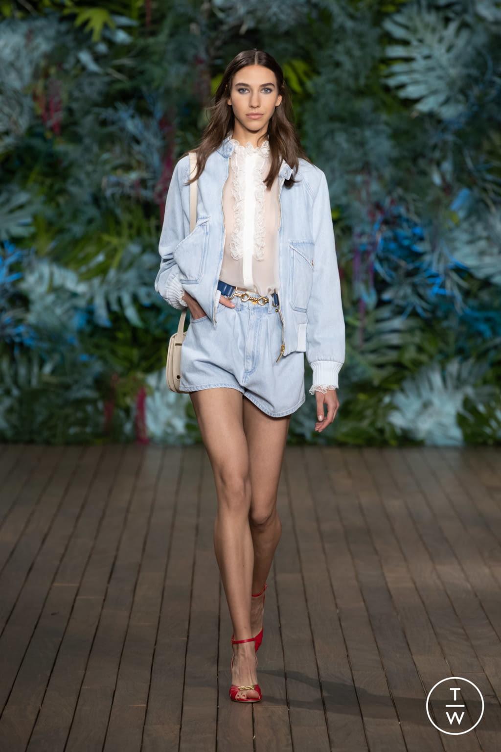 Fashion Week Milan Resort 2020 look 22 from the Alberta Ferretti collection womenswear