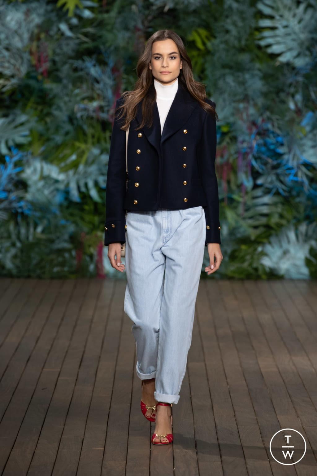 Fashion Week Milan Resort 2020 look 23 from the Alberta Ferretti collection womenswear