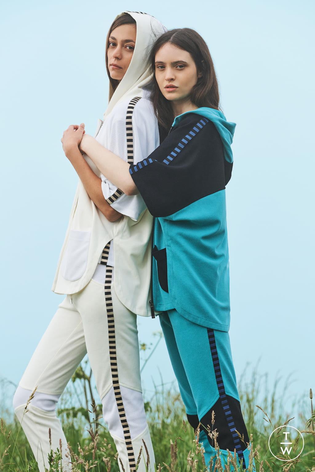 Fashion Week Paris Spring/Summer 2019 look 24 de la collection Maison Ullens womenswear