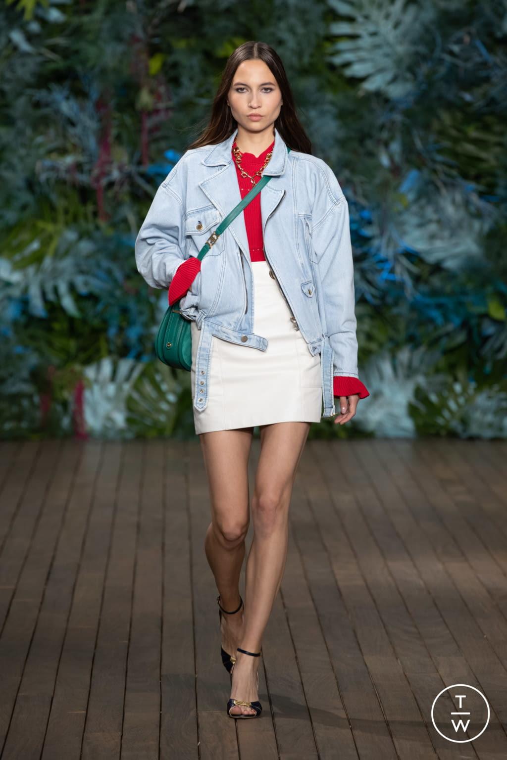 Fashion Week Milan Resort 2020 look 24 from the Alberta Ferretti collection womenswear