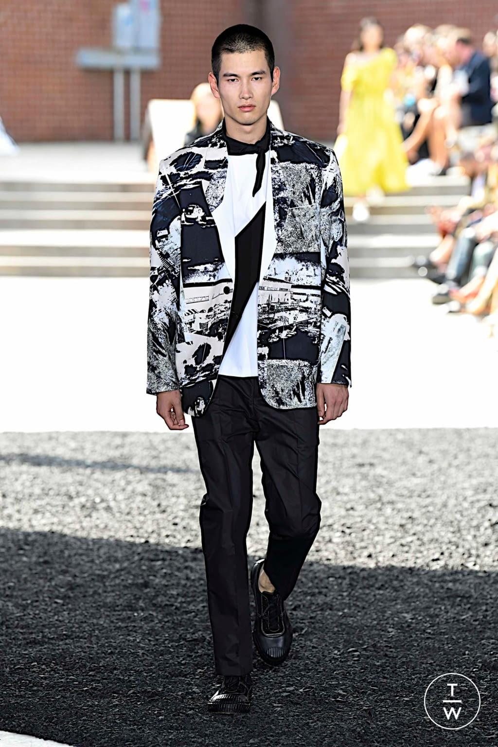 Fashion Week New York Spring/Summer 2020 look 11 de la collection 3.1 Phillip Lim womenswear