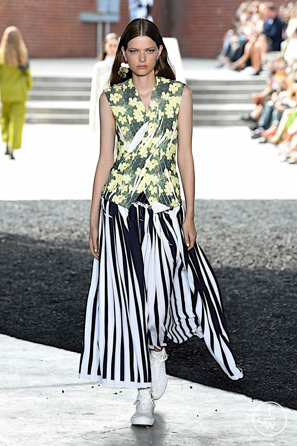 Fashion Week New York Spring/Summer 2020 look 14 from the 3.1 Phillip Lim collection womenswear