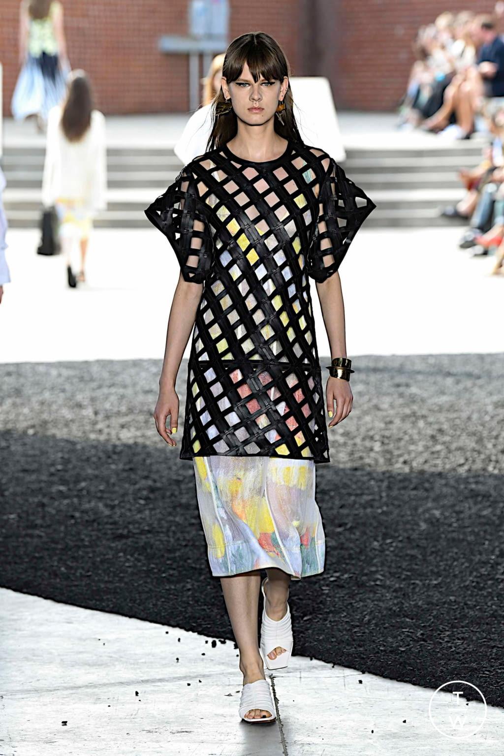 Fashion Week New York Spring/Summer 2020 look 17 de la collection 3.1 Phillip Lim womenswear