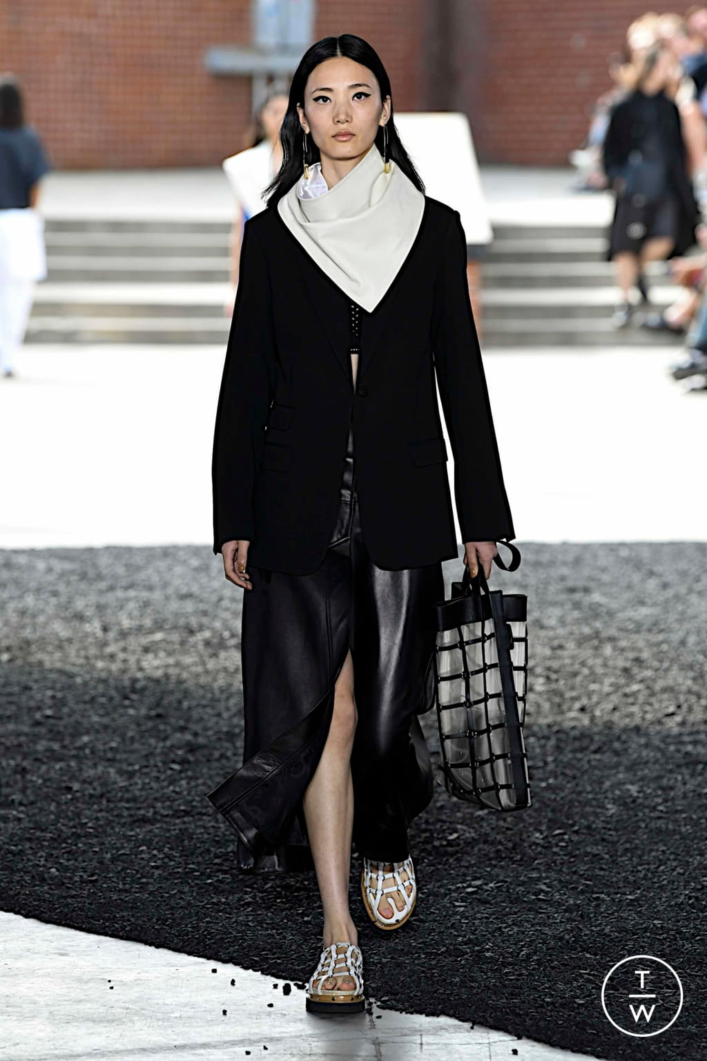 Fashion Week New York Spring/Summer 2020 look 26 from the 3.1 Phillip Lim collection womenswear