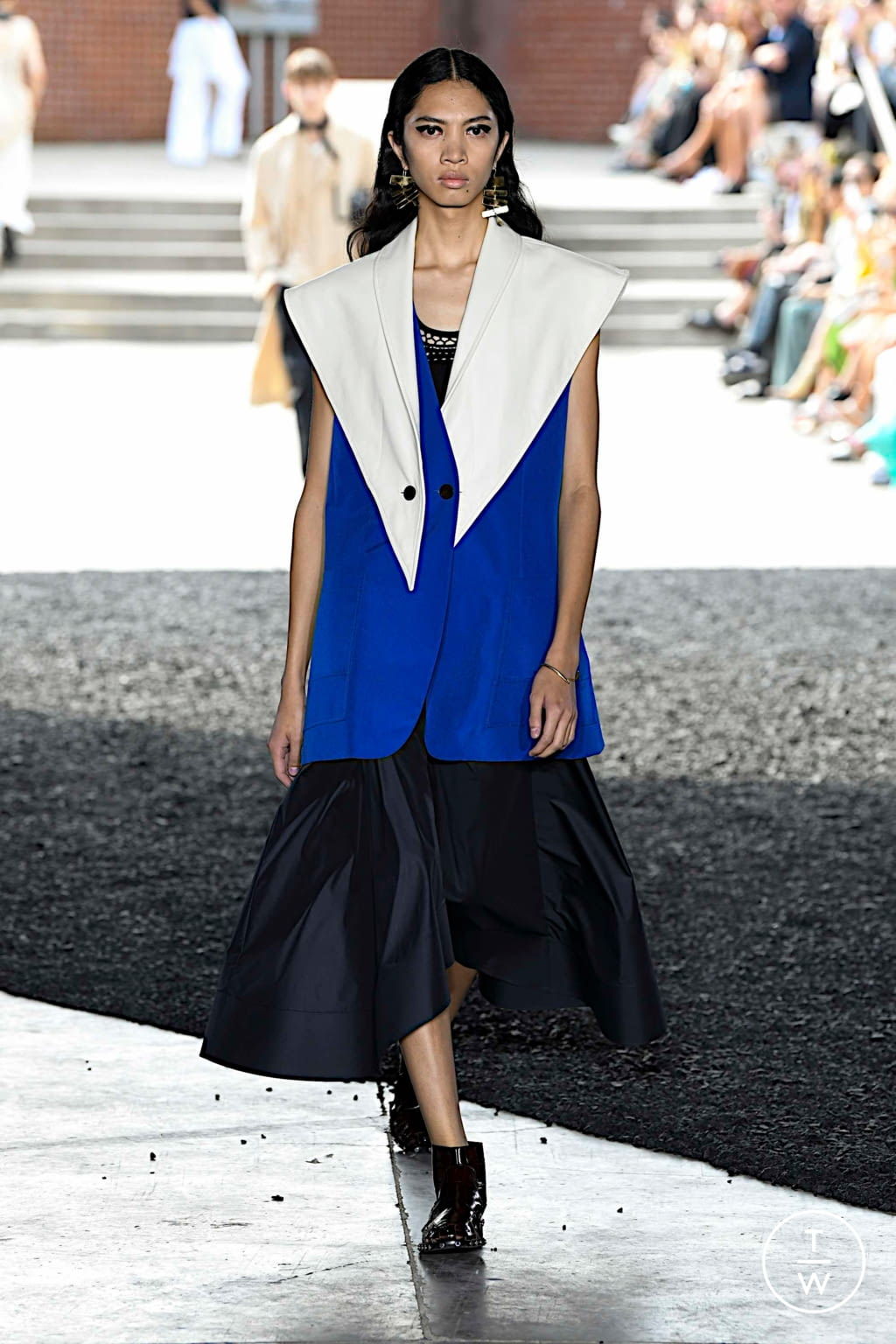 Fashion Week New York Spring/Summer 2020 look 27 from the 3.1 Phillip Lim collection womenswear