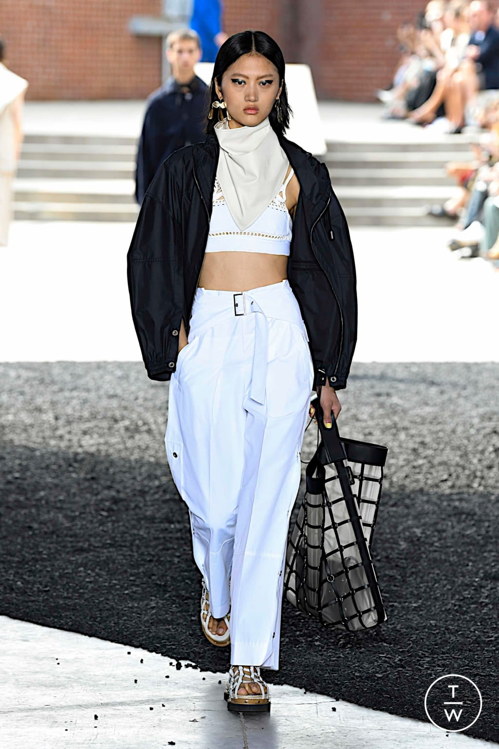 Fashion Week New York Spring/Summer 2020 look 33 from the 3.1 Phillip Lim collection 女装