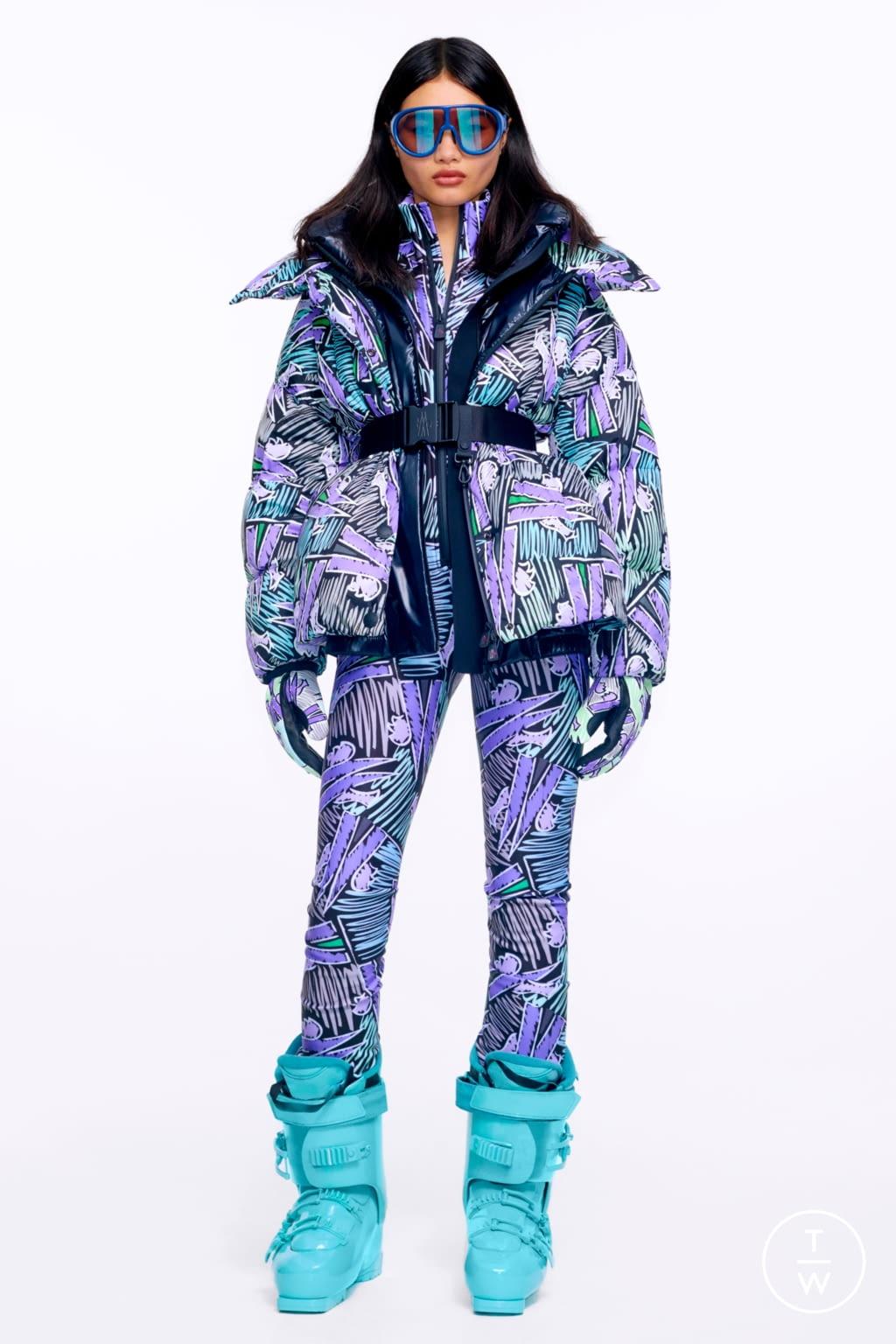 Fashion Week Milan Fall/Winter 2020 look 33 de la collection 3 Moncler Grenoble womenswear