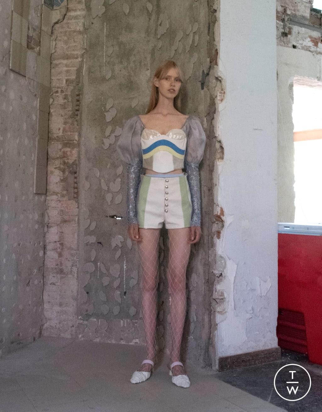 Tappezzeria Trompe L Oeil mietis s/s 18 womenswear #7 - the fashion search engine
