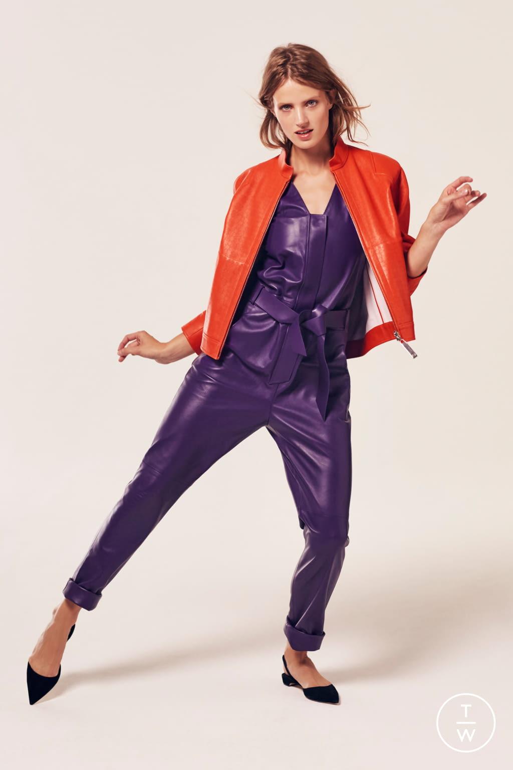Fashion Week Paris Spring/Summer 2018 look 28 de la collection Maison Ullens womenswear