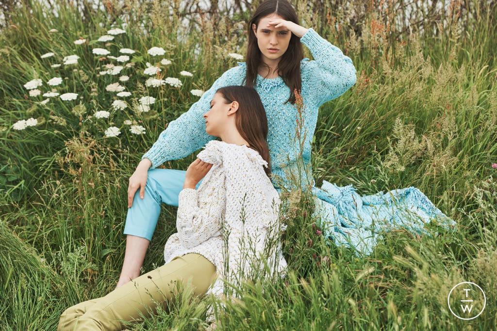 Fashion Week Paris Spring/Summer 2019 look 8 de la collection Maison Ullens womenswear