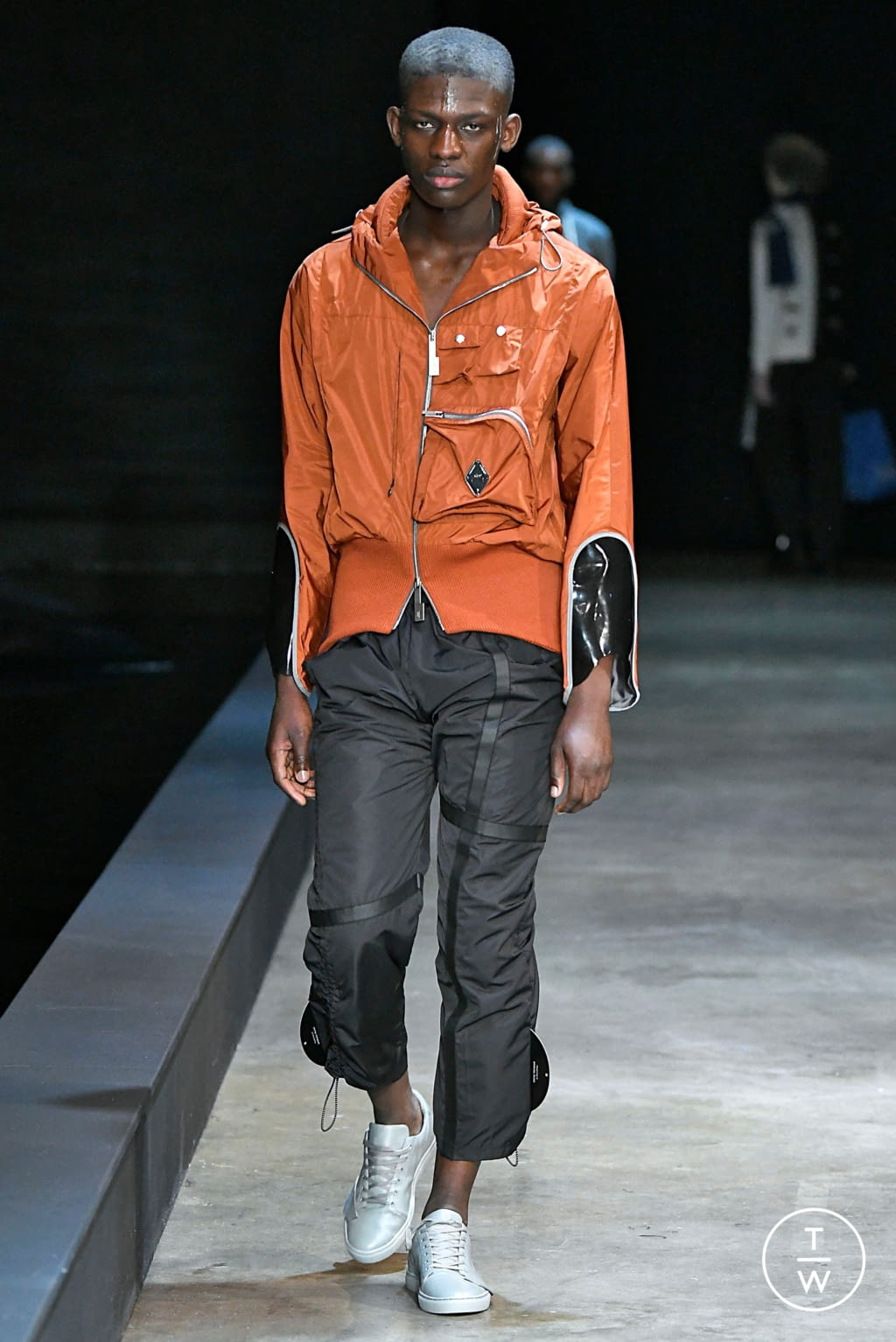 Fashion Week London Fall/Winter 2019 look 4 from the A Cold Wall collection 男装