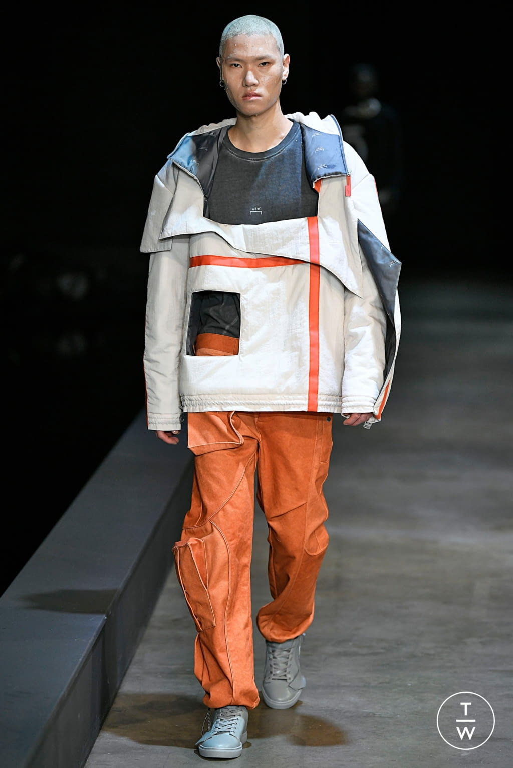 Fashion Week London Fall/Winter 2019 look 31 de la collection A Cold Wall menswear
