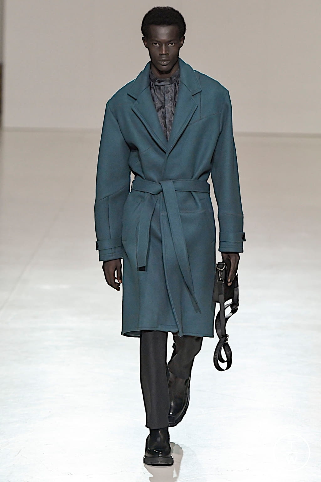 Fashion Week Milan Fall/Winter 2020 look 1 from the A Cold Wall collection menswear