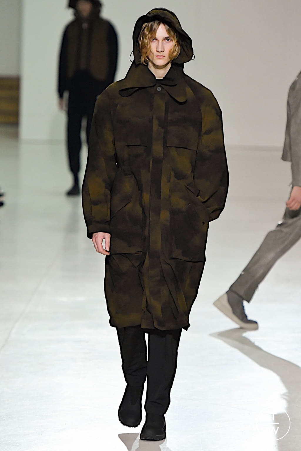 Fashion Week Milan Fall/Winter 2020 look 20 from the A Cold Wall collection menswear