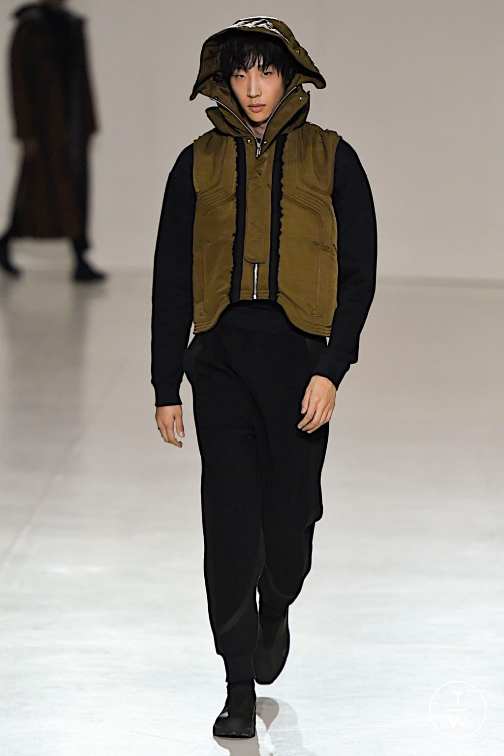 Fashion Week Milan Fall/Winter 2020 look 21 from the A Cold Wall collection menswear