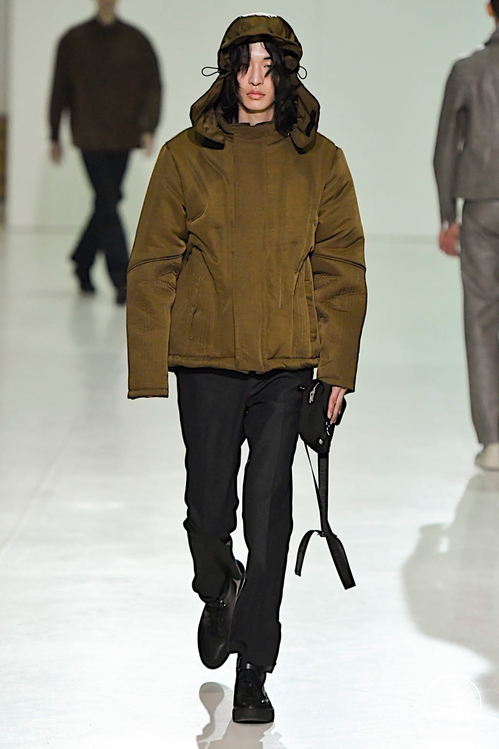Fashion Week Milan Fall/Winter 2020 look 24 from the A Cold Wall collection menswear