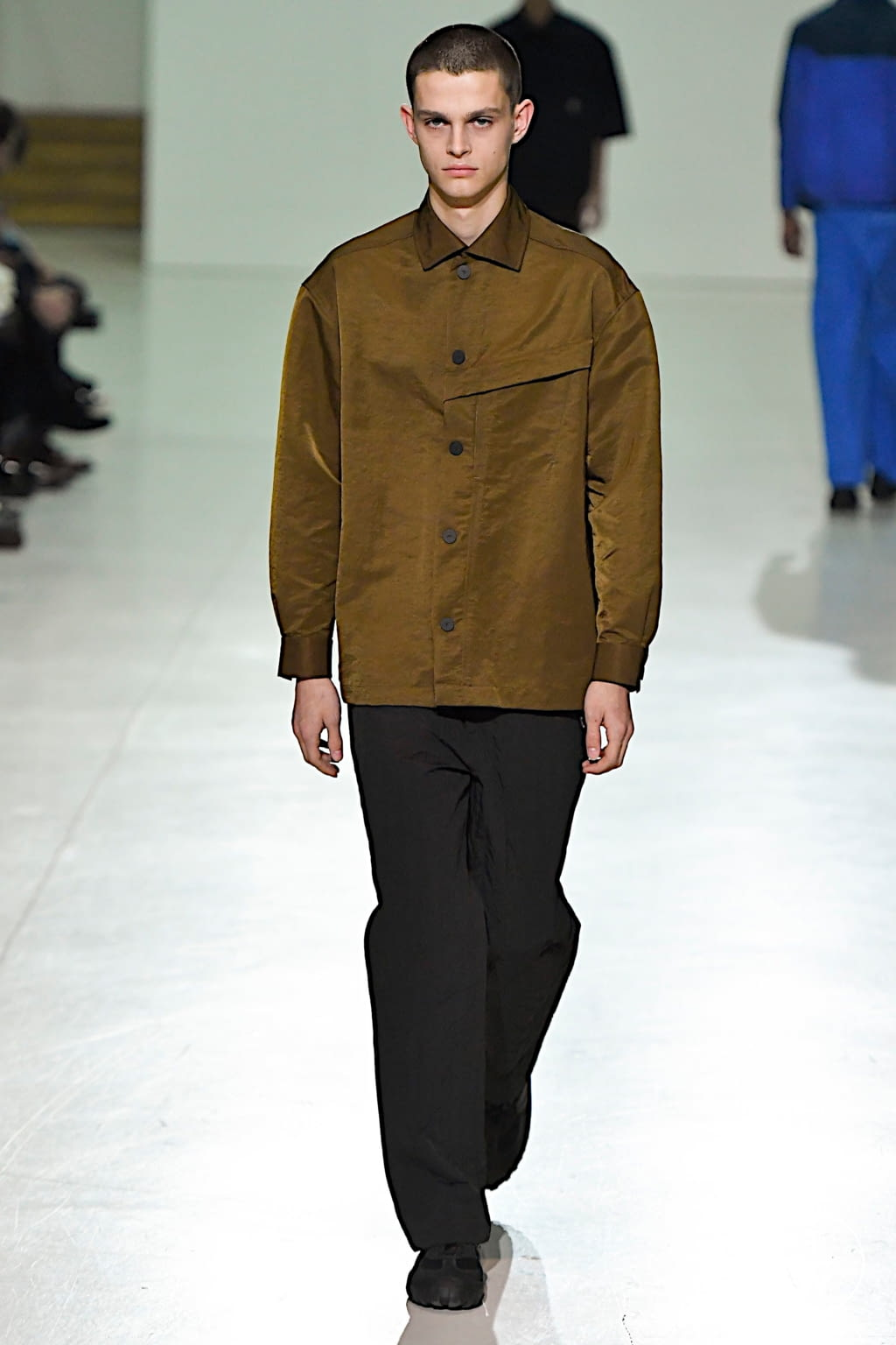 Fashion Week Milan Fall/Winter 2020 look 25 from the A Cold Wall collection menswear
