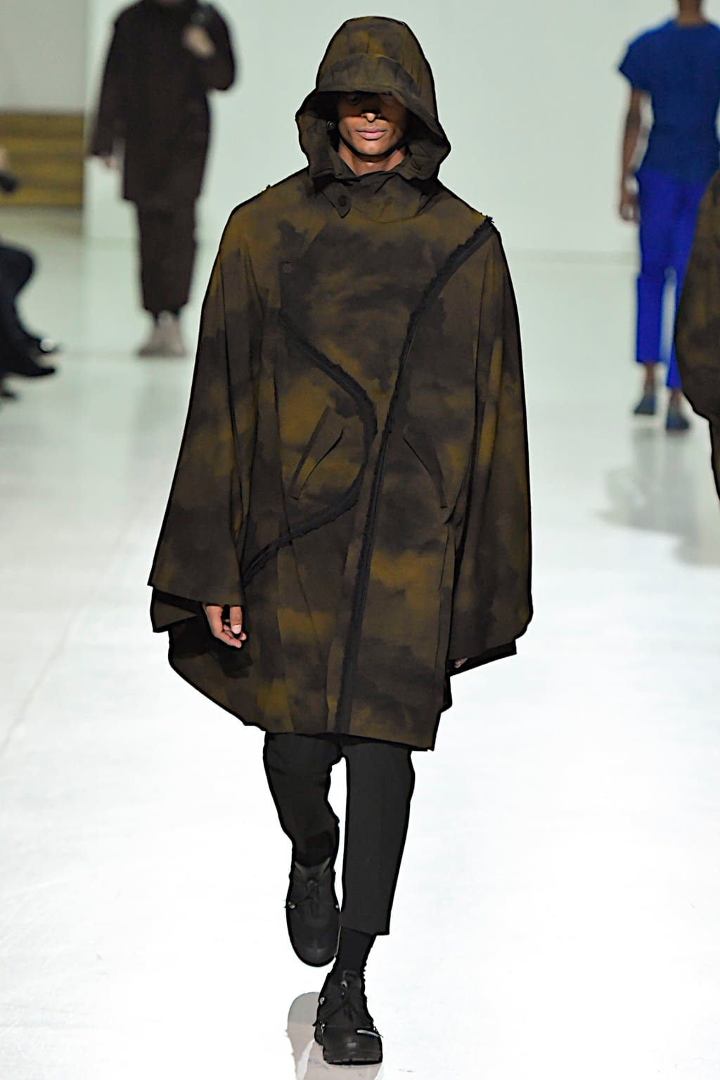 Fashion Week Milan Fall/Winter 2020 look 27 from the A Cold Wall collection menswear